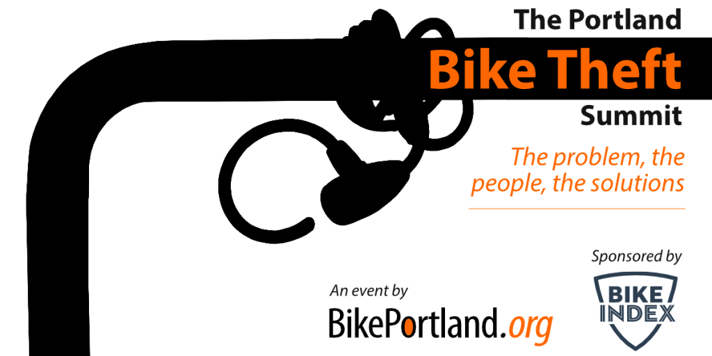 Bike Theft Summit