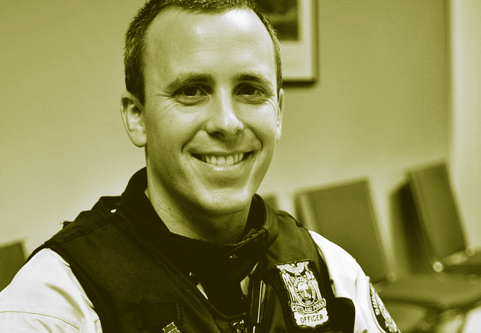 Dave Sanders, Portland Police Bureau